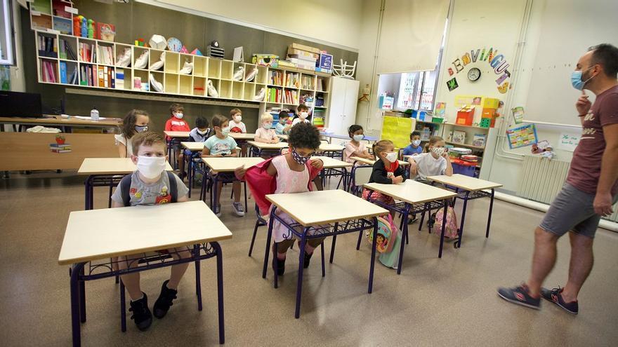 El STE denuncia que el  nuevo estado de alarma no suponga ninguna medida extra para centros escolares