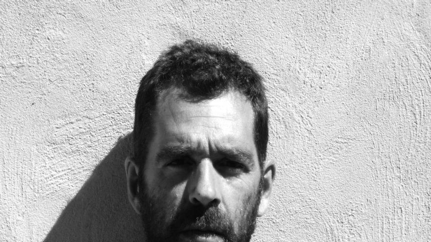 Marc Badal, ponente de 'Nostalgia de baja intensidad: geografías de la ingravidez' en el ciclo 'Tierra, cultura y vida'.