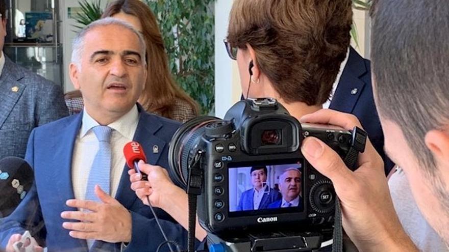 El delegado de Educación en Granada, Antonio Jesús Castillo, considera que hay que cambiar el modelo educativo