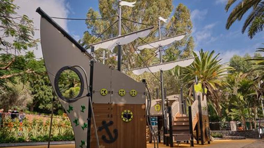 Parques infantiles y gimnasios de Santa Cruz de Tenerife vuelven a abrir sus puertas