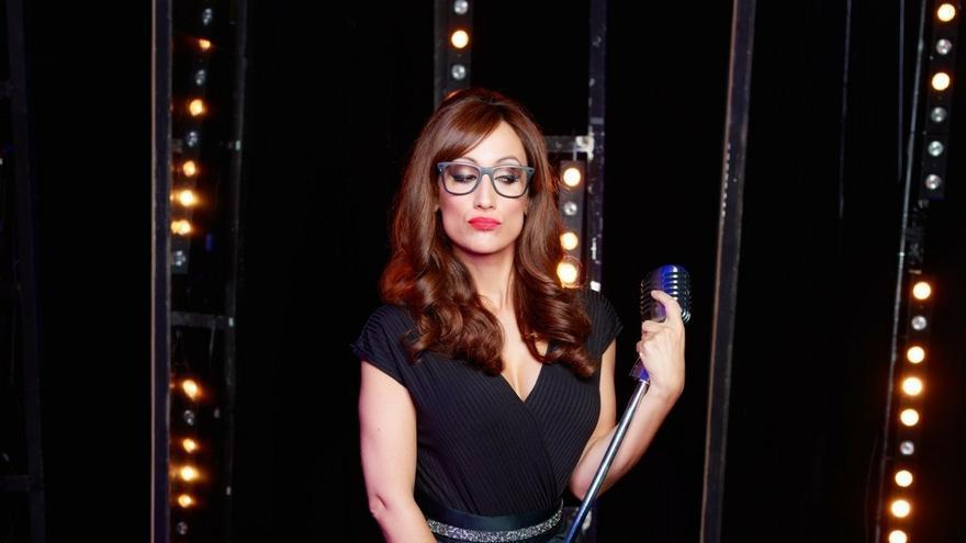La actriz y presentadora Ana Morgade cerrará este domingo la primera semana de programación del X Festival Ja! Bilbao