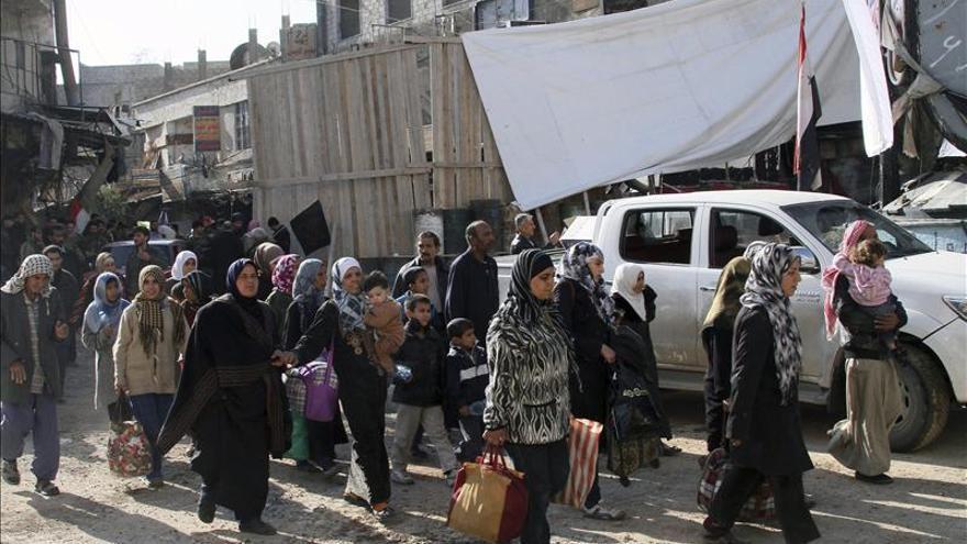 Al menos 34 yihadistas mueren a manos de los rebeldes en el norte de Siria