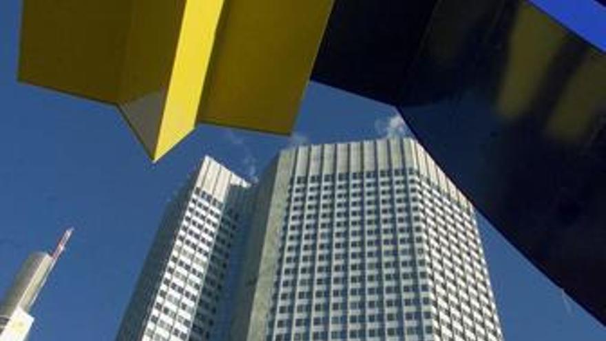 El BCE reorganiza su consejo ejecutivo
