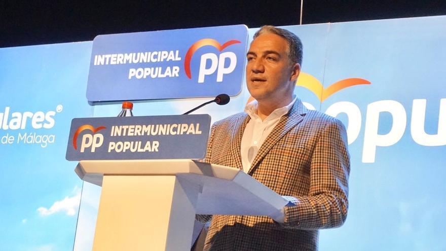 """El PP afirma que en Andalucía """"no hay oposición porque está centrada en sus peleas internas"""""""