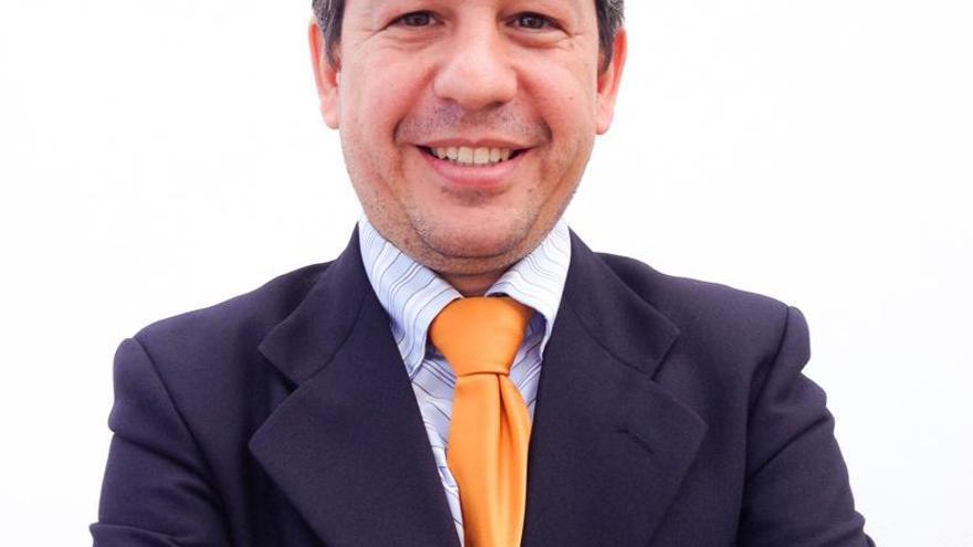 Javier Bueno, ex coordinador insular de Ciudadanos.
