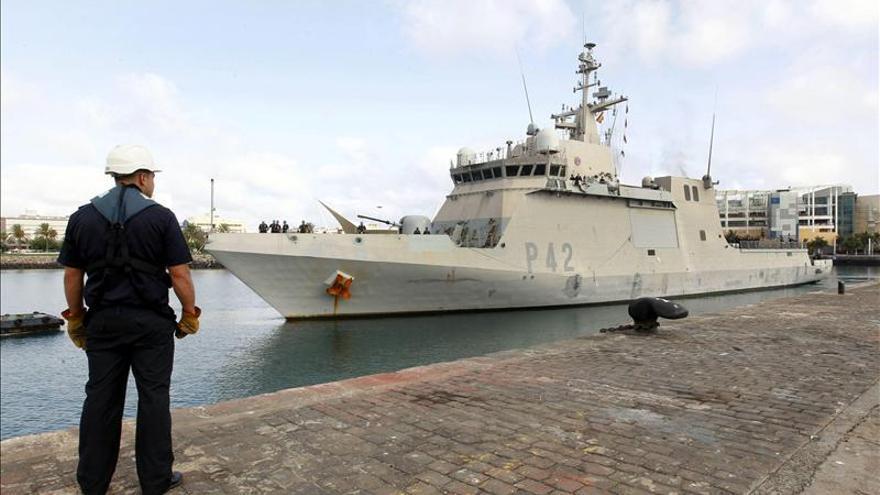 Parte hacia el Índico el buque Rayo para incorporarse a la operación Atalanta