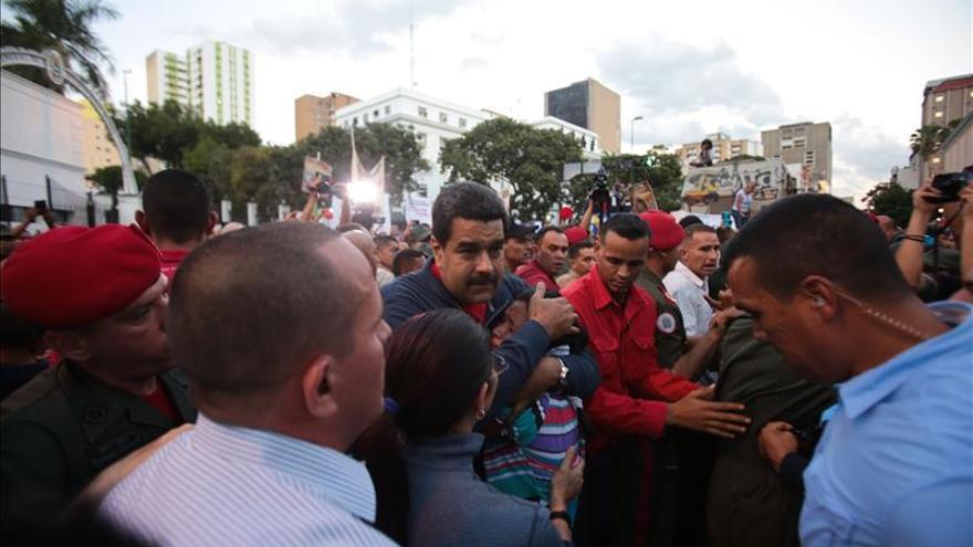 Maduro afirma que errores y corrupción de Gobierno llevaron a la derrota electoral