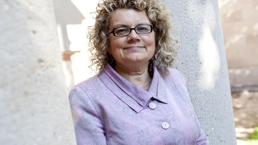 La diputada Marina Geli, una de las voces críticas con la actual dirección del PSC.