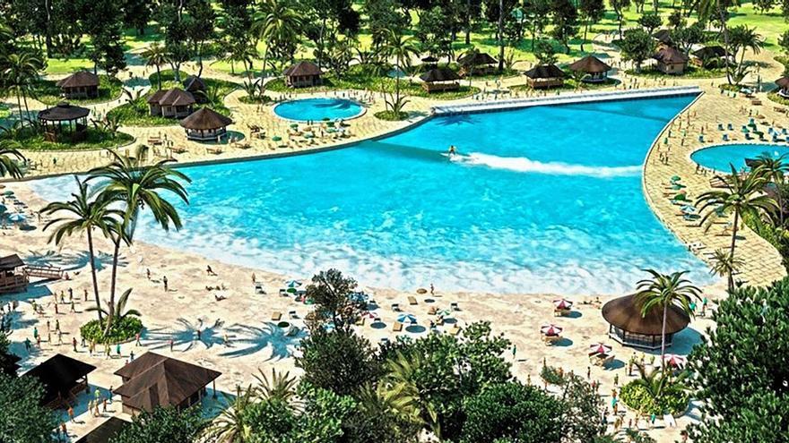 Ribamontán al Mar contará con la primera piscina de olas artificiales de Cantabria
