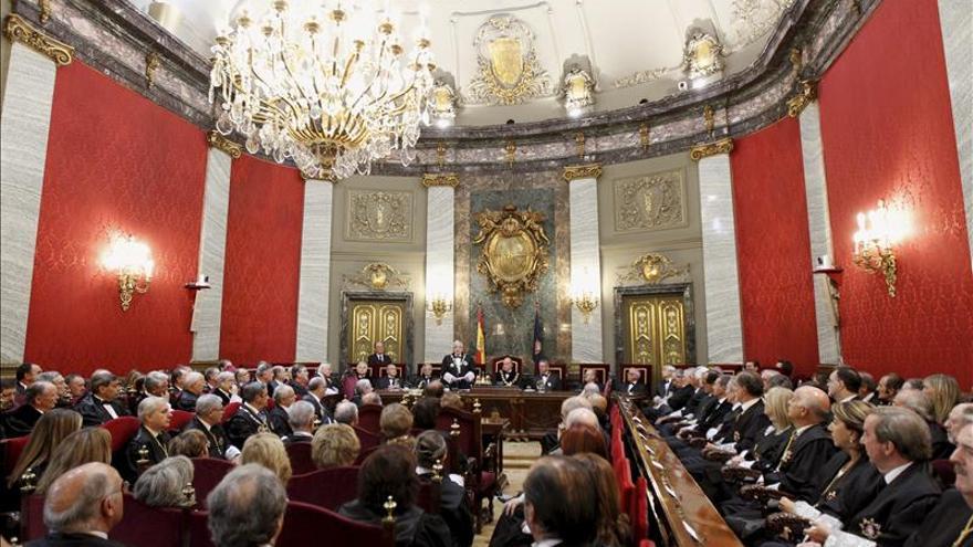 El Rey preside hoy la apertura del año judicial