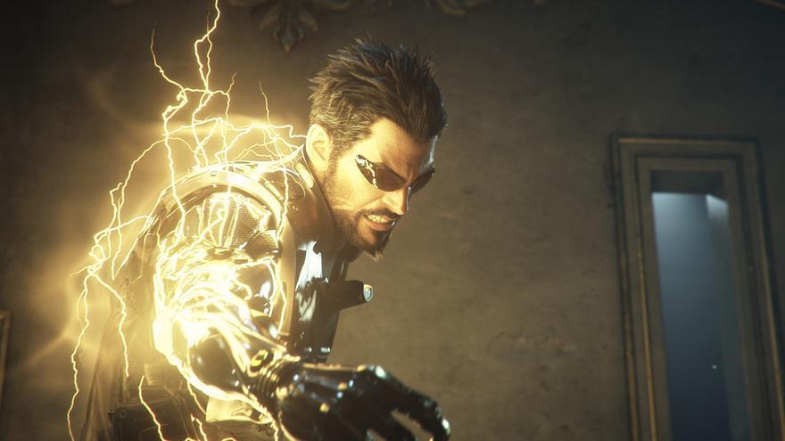 Punto de encuentro Deus Ex: Mankind Divided