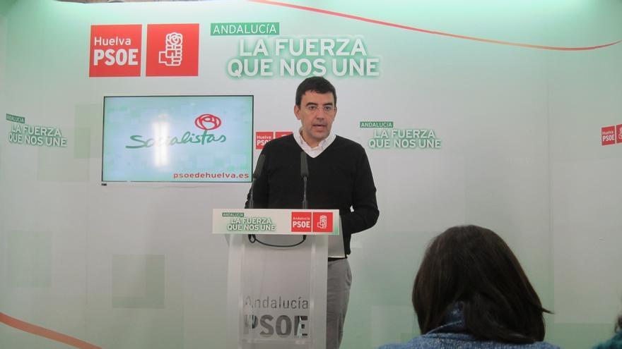 """PSOE-A cree que Valderas """"se equivoca"""" si va al Sáhara porque """"no tiene sentido"""" al poder """"generar un conflicto"""""""