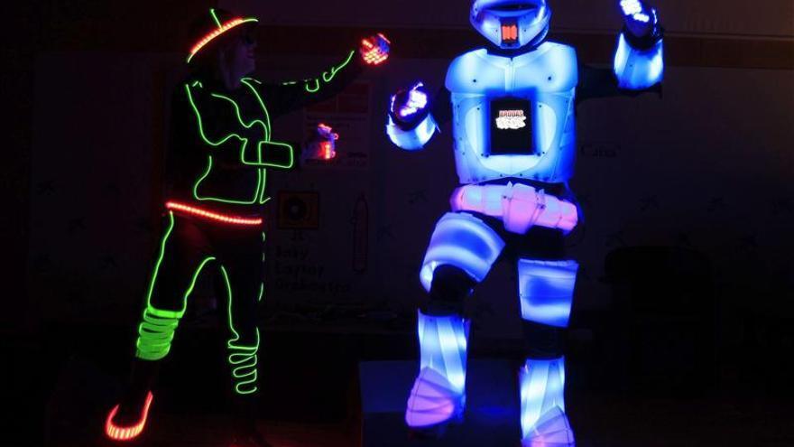 Robots, música electrónica y artes plásticas, protagonistas de SonarKids