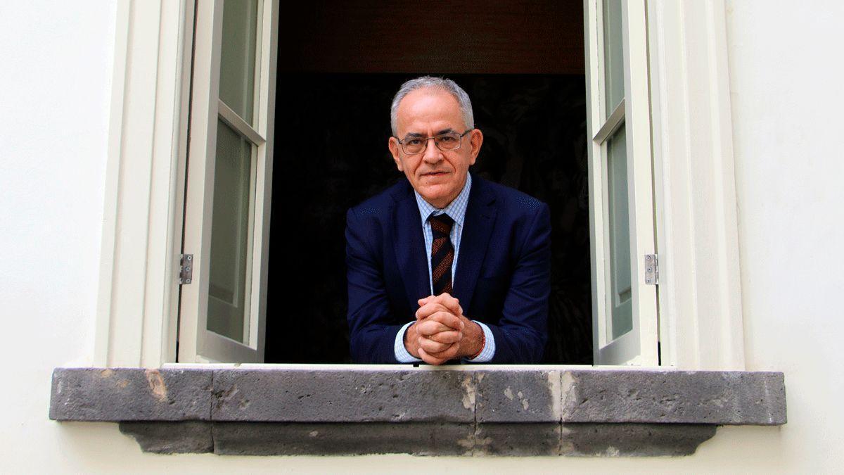 Daniel Cerdán, comisionado de Transparencia de Canarias