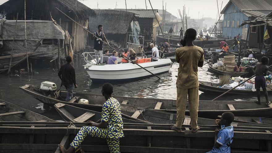 'Lagos Waterfronts under Threat' | Jesco Denzel
