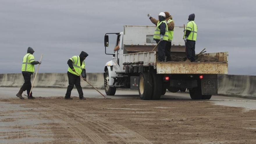 Alertan que tormenta invernal afecta a gran parte del Sur de Estados Unidos