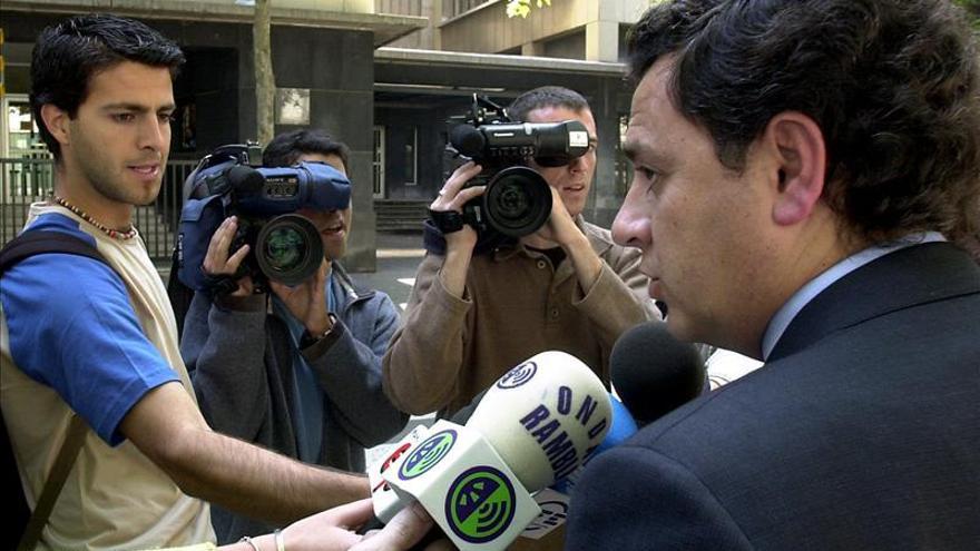 Ordenan también el ingreso en prisión del hijo de Núñez en diez días