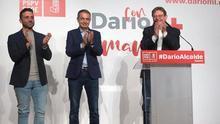 """Rodríguez Zapatero: """"El 28 de abril se vota entre la España de derechas y la España de derechos"""""""