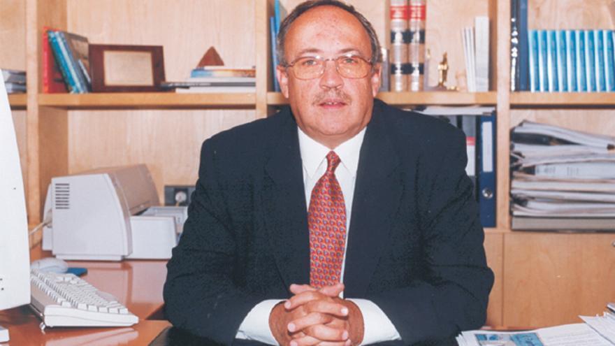 Luis Suárez Trenor, expresidente de la Autoridad Portuaria de Tenerife