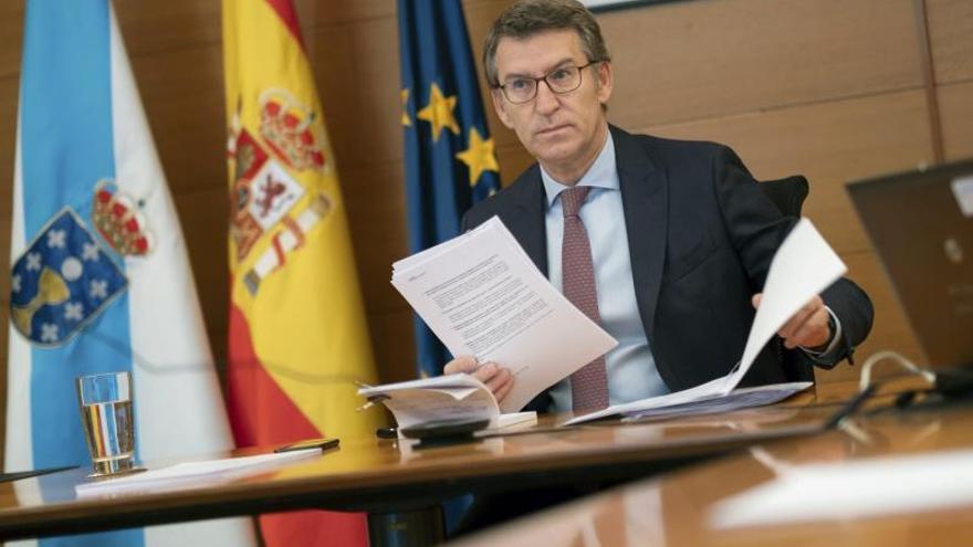"""Feijóo pide al Gobierno """"más concreción"""" y no crear """"dudas e incertidumbres"""""""