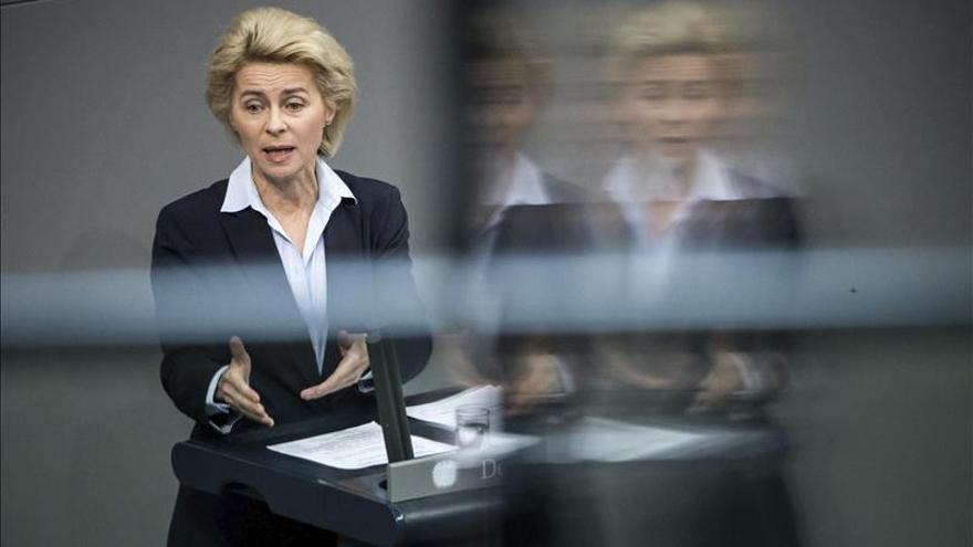 El Parlamento alemán aprueba por gran mayoría ampliar la presencia en Afganistán