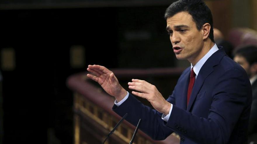 Sánchez manifestó a Rajoy que sí hubo rescate y fue para salvar al soldado Rato
