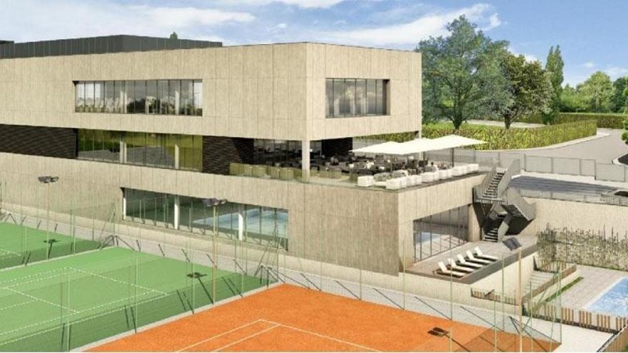 El grupo David Lloyd invierte 14,6 millones y crea 80 empleos en el Club de Tenis Pádel Aravaca