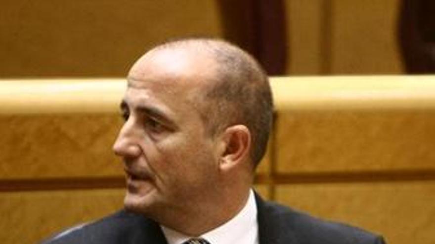 Miguel Sebastián en el Senado