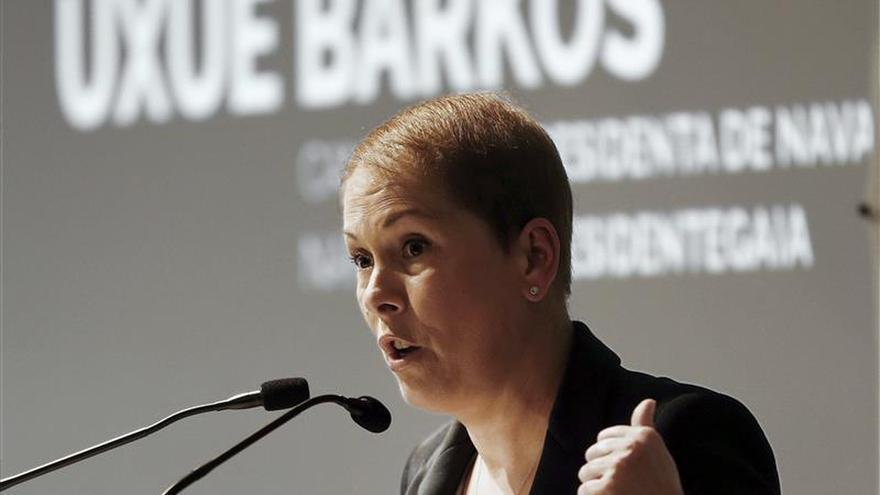 Uxue Barkos y María Chivite renuncian a sus escaños en Congreso y Senado