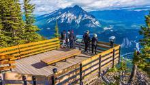 Sulphur Mountain, Parque Nacional Banff, Montañas Rocosas de Canadá
