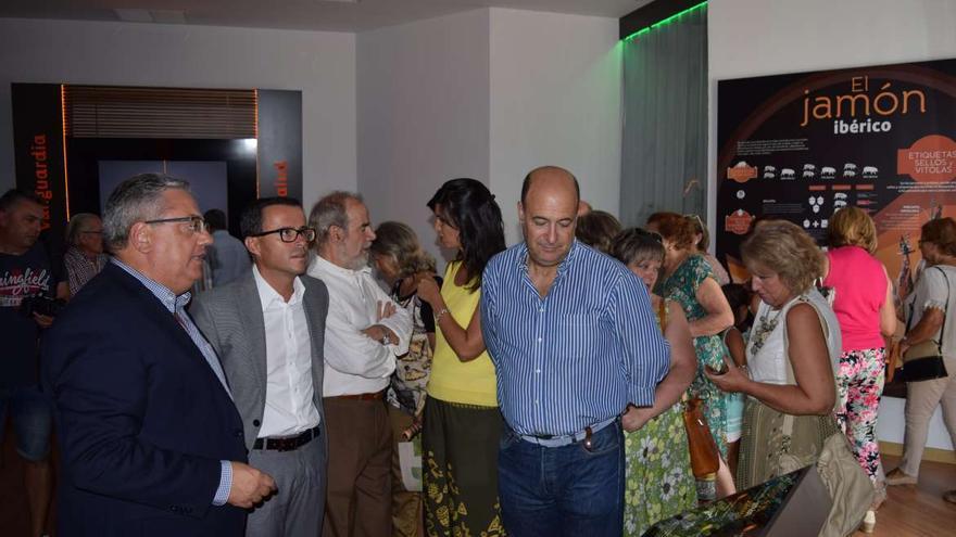 Presentación nuevos espacios del Museo del Jamón