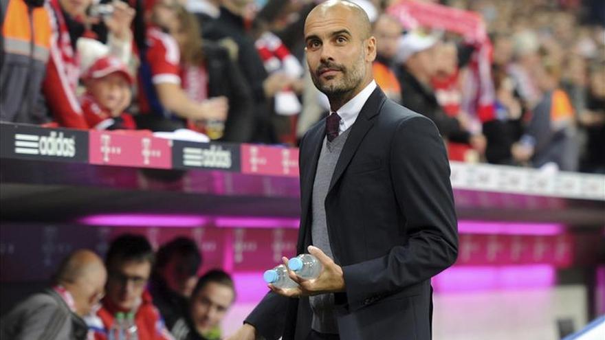 Guardiola ejerce en Múnich de embajador turístico para promocionar Girona