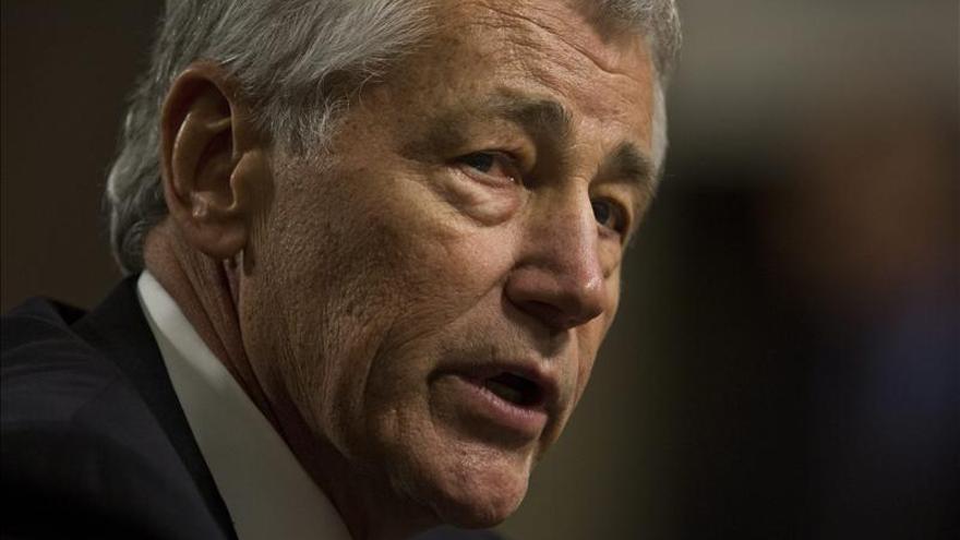 """Hagel dice que la guerra de Irak fue la """"peor decisión"""" de EE.UU. desde Vietnam"""