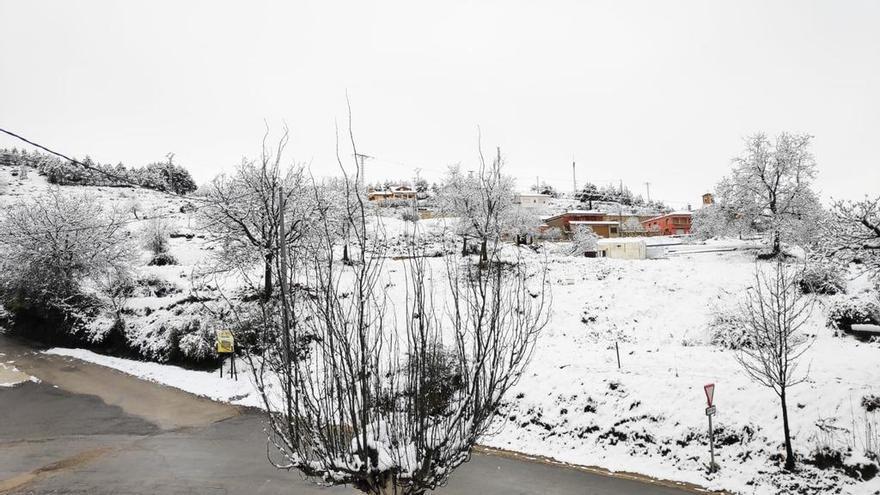 Nerpio FOTO: Twitter AEMET Castilla-La Mancha / @cgnnerpio