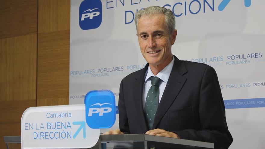 """Igual abre la puerta a su marcha del PP pero avisa que """"sí o sí"""" se presentará a la reelección como alcalde de Arnuero"""