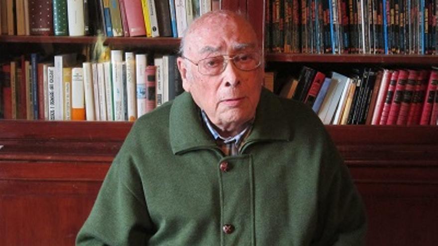 Este martes se cumple el primer aniversario del fallecimiento de Luis Cobiella.