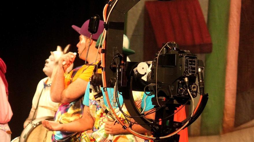 Canal Sur y Onda Cádiz volverán a retransmitir el Concurso de Carnaval en el Falla