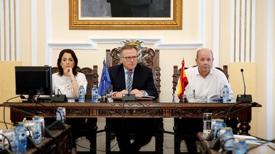 El presidente de Melilla declara mañana como investigado ante juez por lista Cs