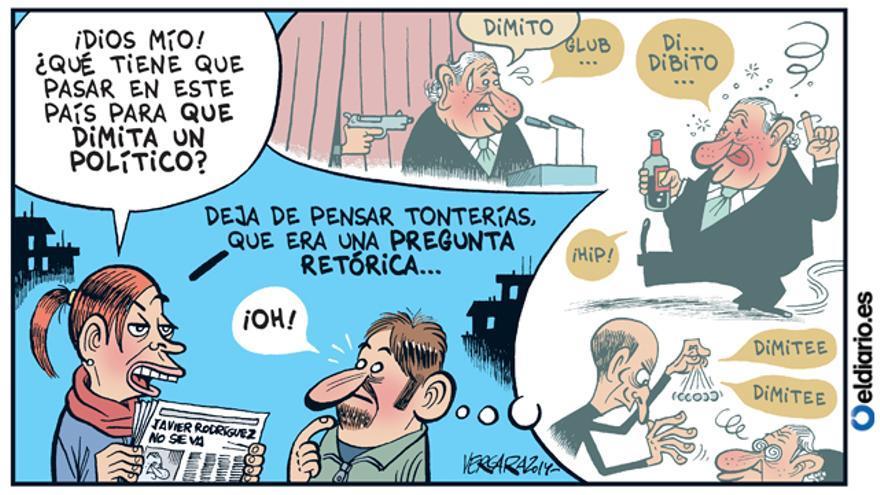 Dimitir en España