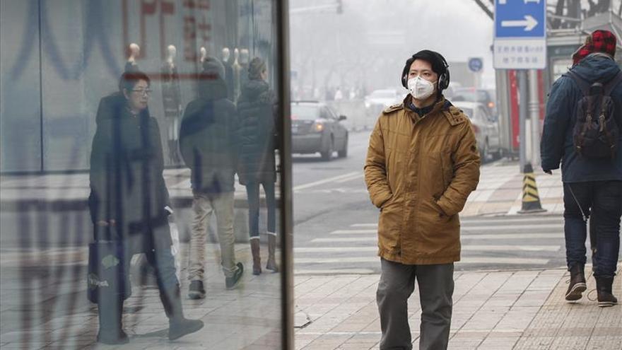 Pekín amanece a niveles máximos de contaminación en plena cumbre de París