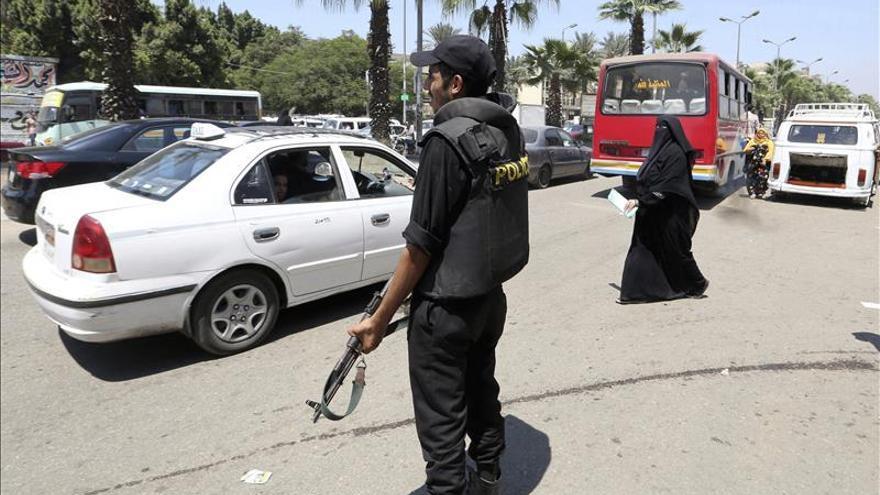 Mueren 725 supuestos terroristas en los últimos seis meses en norte del Sinaí