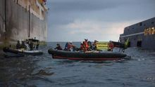 La Audiencia Nacional confirma el archivo de los incidentes entre Greenpeace y la Armada por las prospecciones en Canarias