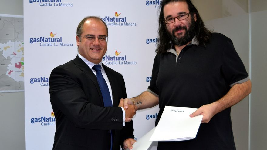 Convenio entre Gas Natural Castilla-La Mancha y CIBRA