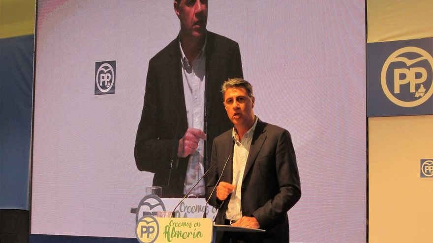 """Albiol (PP): """"Parece que Puigdemont esté buscando que le inhabiliten o detengan"""""""