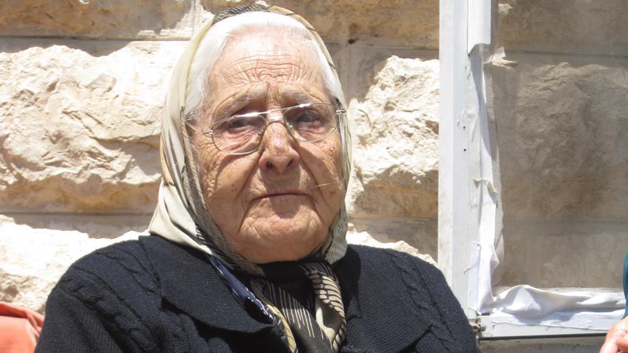 Rifqa nació en Jerusalén en 1921, cuando Palestina estaba ya en manos británicas, tras la derrota del Imperio Otomano.