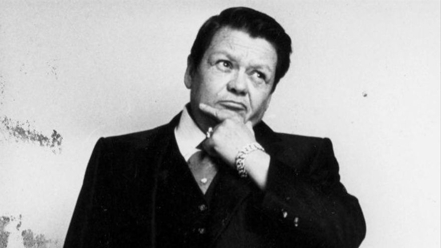 Dante Tex Gill, el protagonista del biopic 'Rub & Tug'