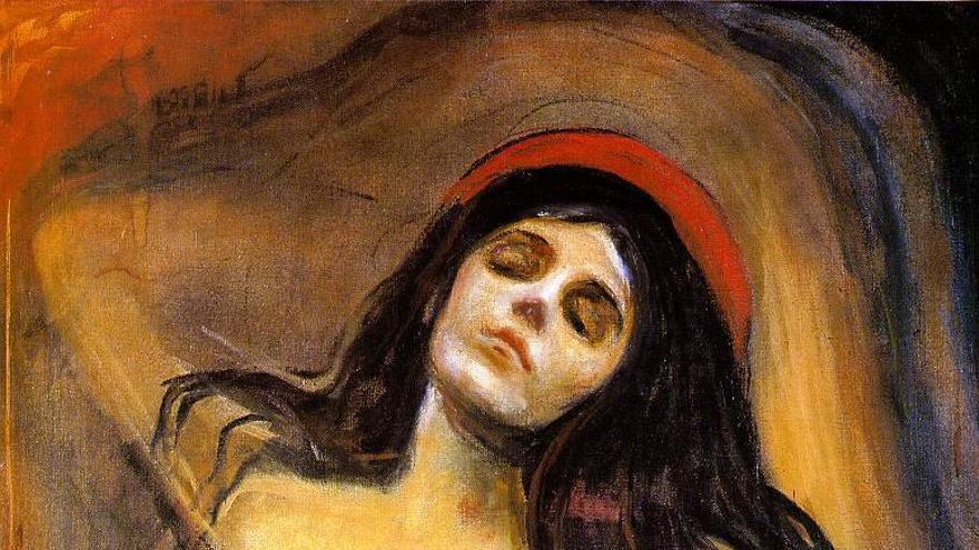 La Madonna de Munch