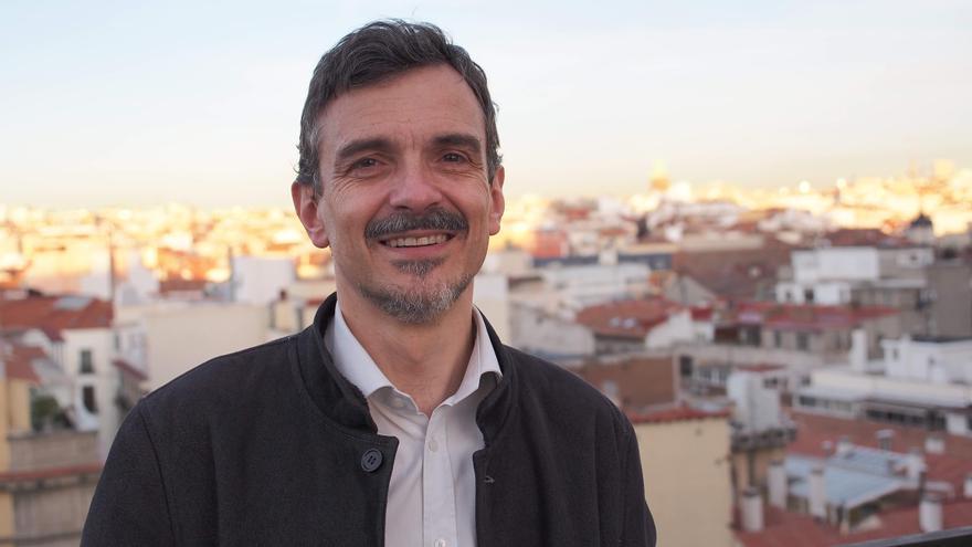 José Manuel López, candidato a liderar la lista de Podemos a la Comunidad de Madrid. / Podemos