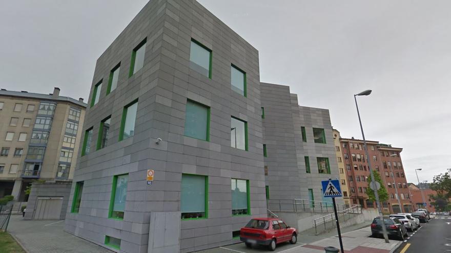 Sede del Anatómico Forense de Asturias