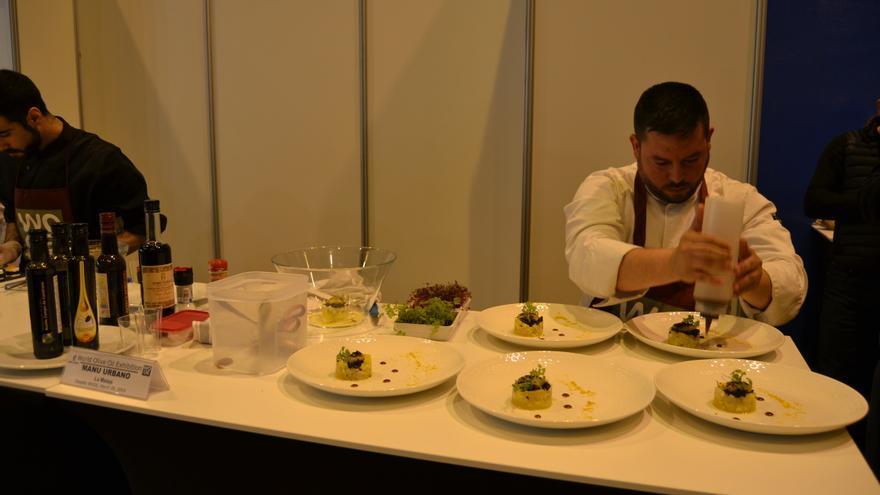 El chef Manu Urbano, de La Malaje